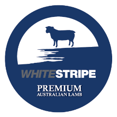White Stripe Lamb